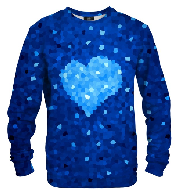 Glass Heart sweater Thumbnail 1