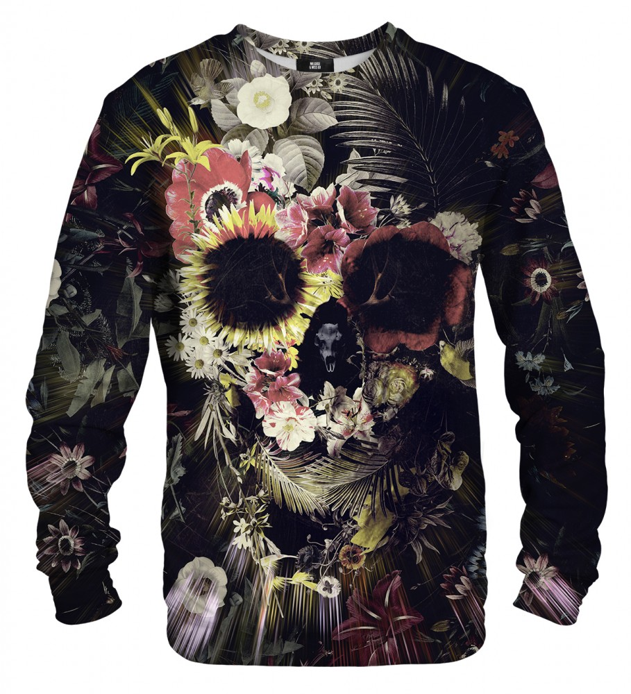 Mr. Gugu & Miss Go, Memento Mori sweater Image $i