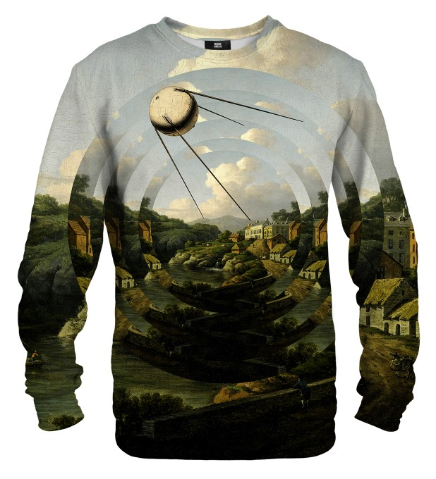 Sputnik City sweater Thumbnail 1