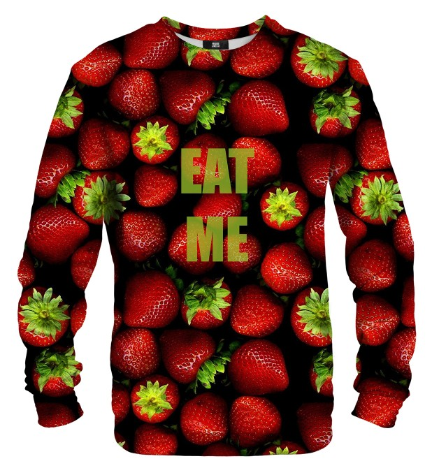 Eat Me sweater Thumbnail 1