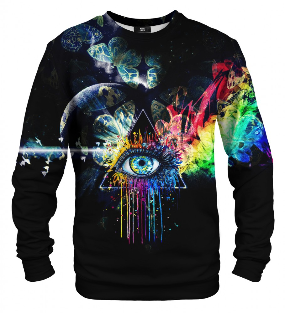 Mr. Gugu & Miss Go, Print Floyd sweater Image $i