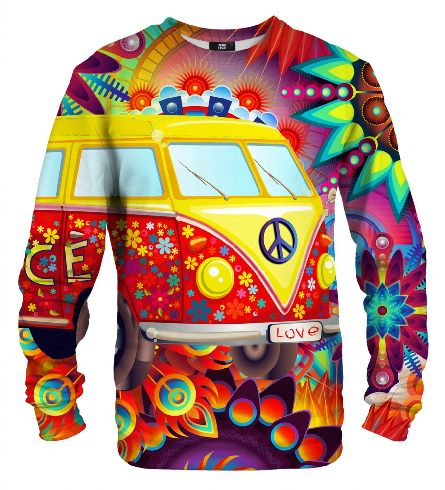 Mr. Gugu & Miss Go, Mystery Machine sweater Image $i