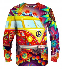 Mr. Gugu & Miss Go, Mystery Machine sweater Thumbnail $i