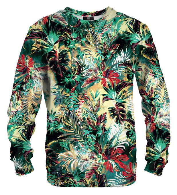 Tropical Jungle SWEATSHIRT Miniaturbild 1