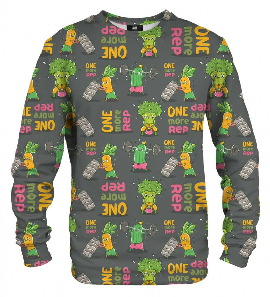 Mr. Gugu & Miss Go, Vegetables Power sweater Image $i