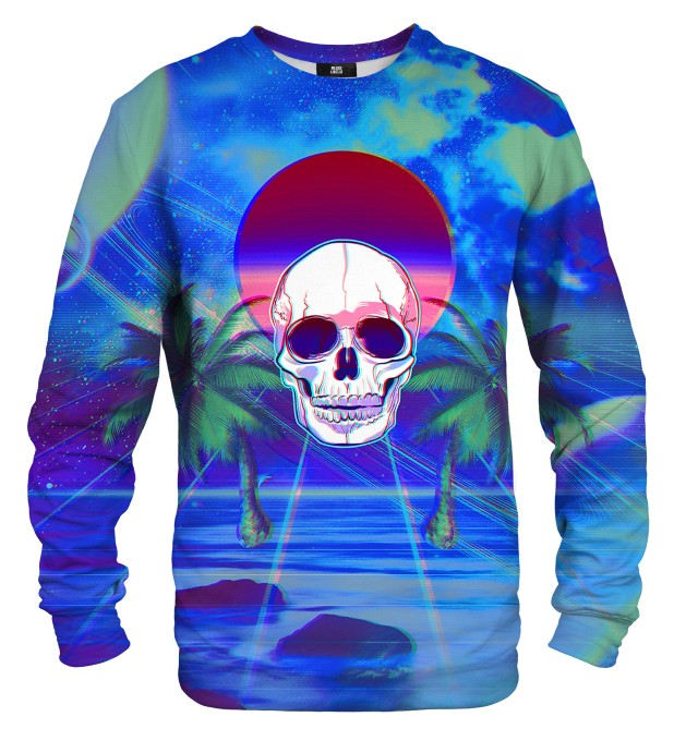 Paradise Skull sweater Miniature 1