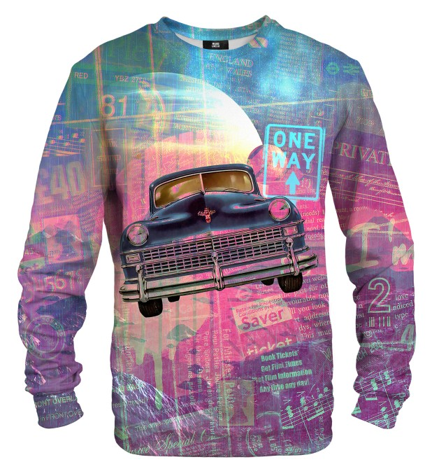 Highway to Chill sweater Thumbnail 1