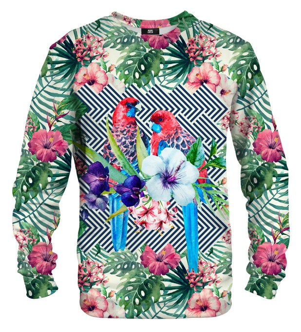 Jungle Parrots sweater Thumbnail 1