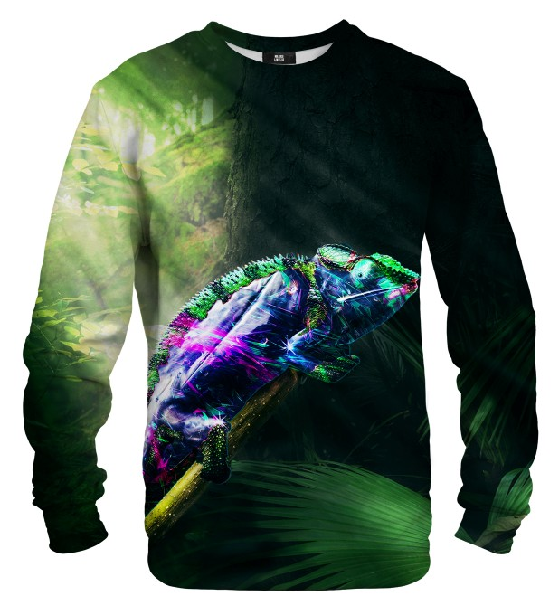 Chameleon Club sweater Thumbnail 1