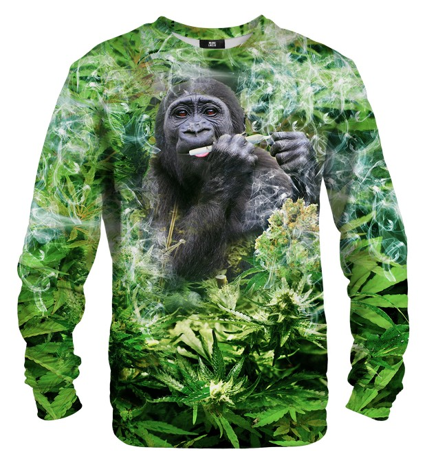 Gorilla Blunt sweater Miniature 1