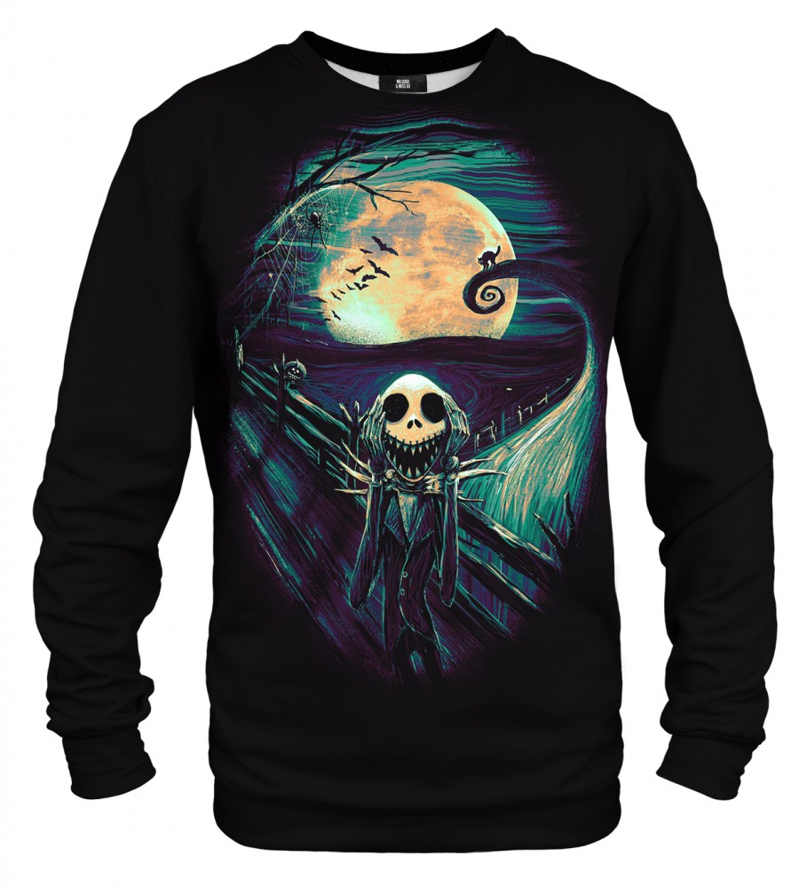 Mr. Gugu & Miss Go, Skellington sweater Image $i