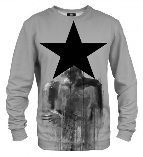 Black Star sweater Miniature 1