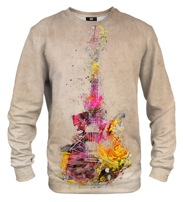 Sounds of color sweater Thumbnail 1