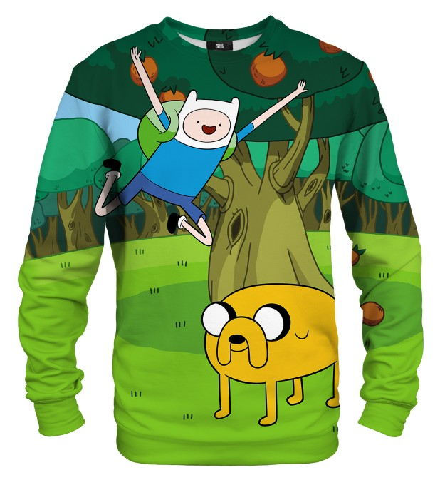 Finn and Jake joy la felpa Miniatura 1