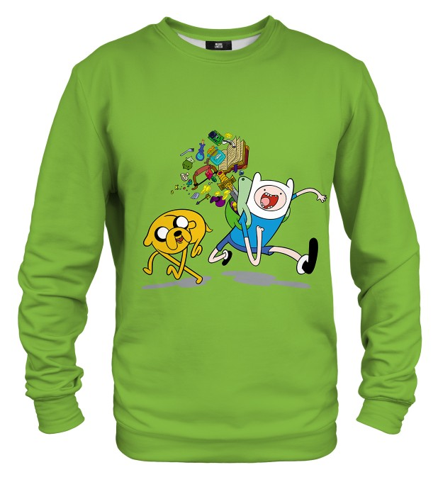 Green Jake & Finn sweater аватар 1
