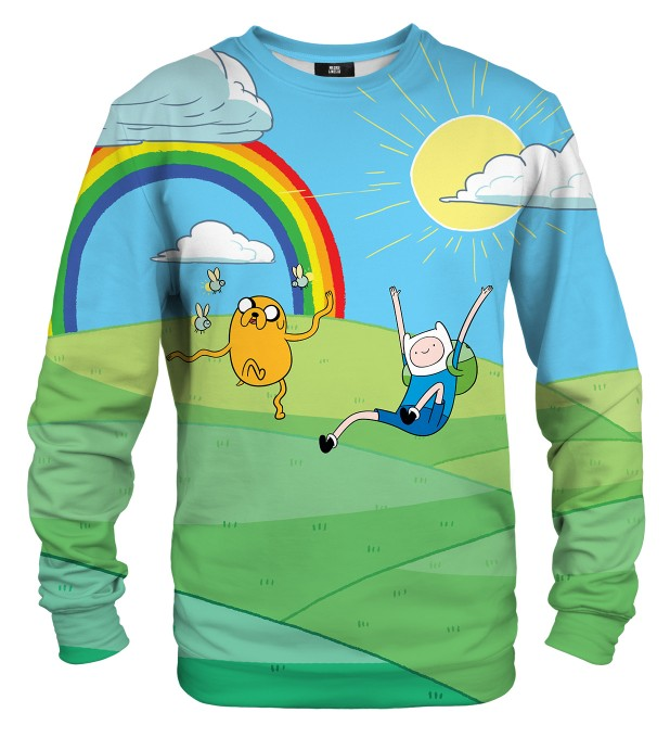 Rainbow Finn & Jake sweater аватар 1