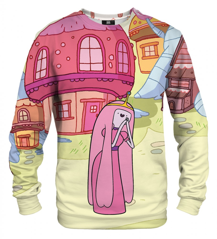 Mr. Gugu & Miss Go, Princess Bubblegum sweater Image $i