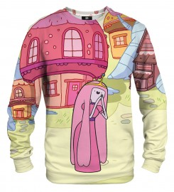 Mr. Gugu & Miss Go, Princess Bubblegum sweater Thumbnail $i
