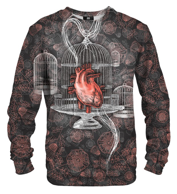 Heart sweater Thumbnail 1