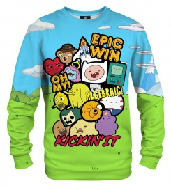 Mr. Gugu & Miss Go, Epic Adventure Sweater Thumbnail $i