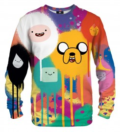 Mr. Gugu & Miss Go, Popart Friends Sweater аватар $i