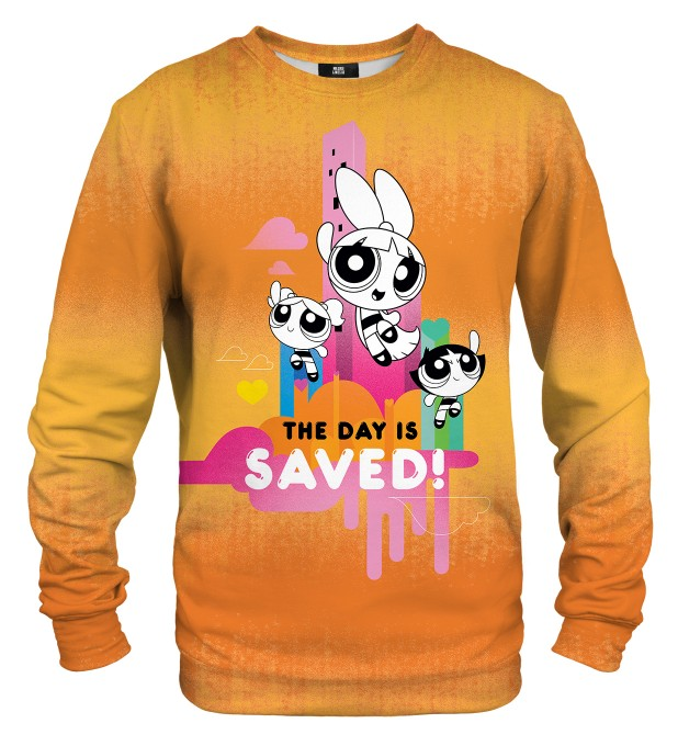 Save the day sweater Thumbnail 1
