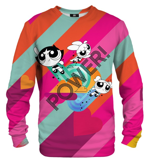 Powerpuff Love sweater Thumbnail 1