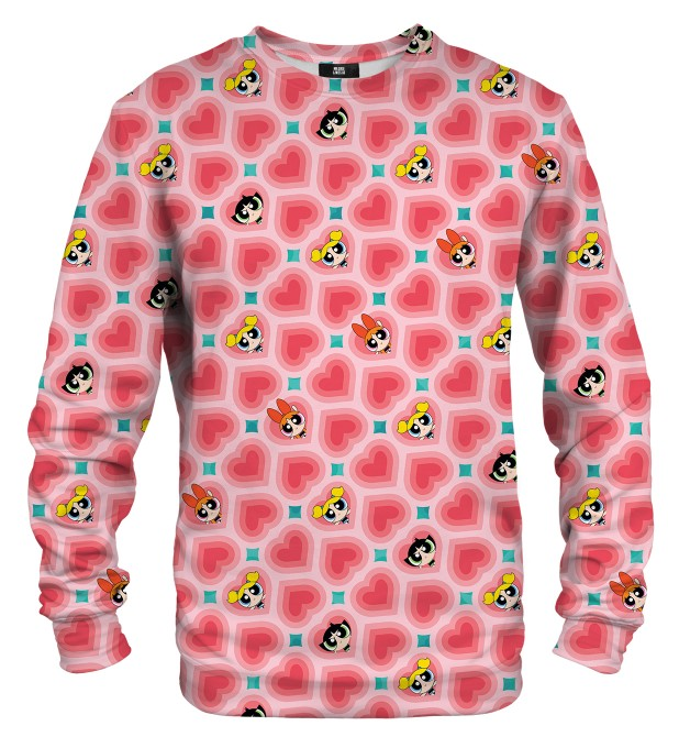 Hearts sweater Thumbnail 1
