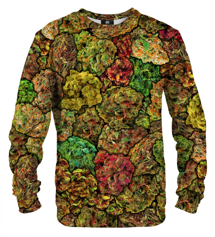 Mr. Gugu & Miss Go, Ganja Top sweater Imagen $i