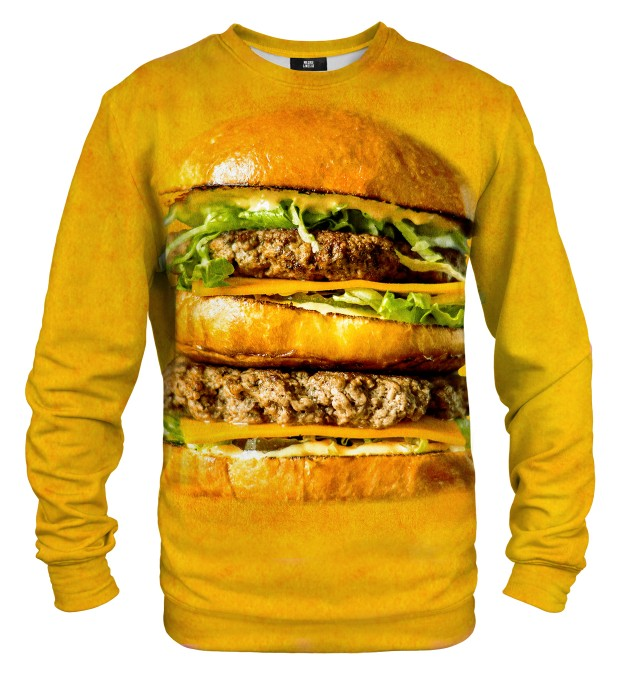 Great Hamburger sweater Thumbnail 1