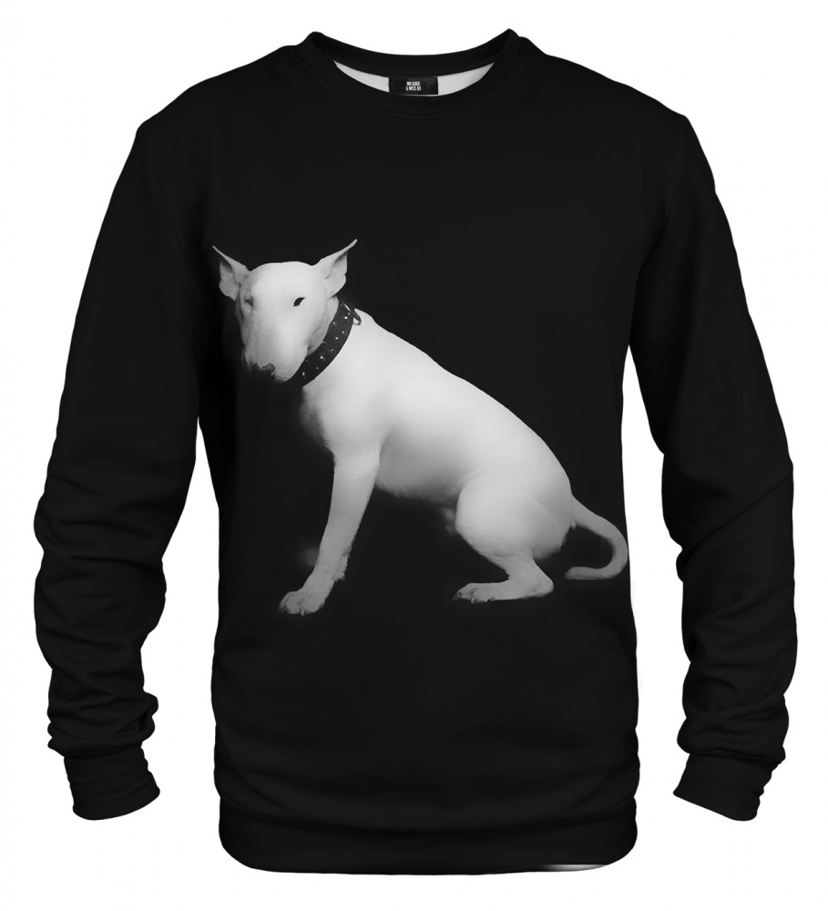 Mr. Gugu & Miss Go, Bullterrier sweater Image $i