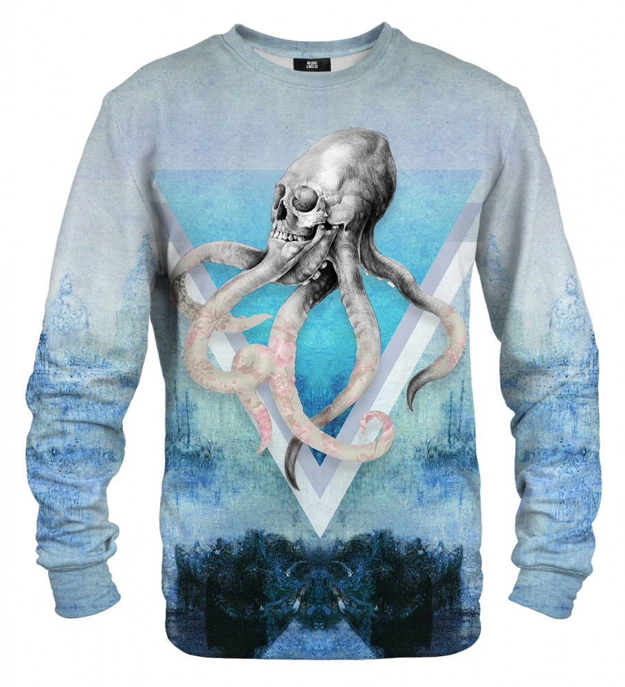 Mr. Gugu & Miss Go, Octopus 2 sweater Image $i