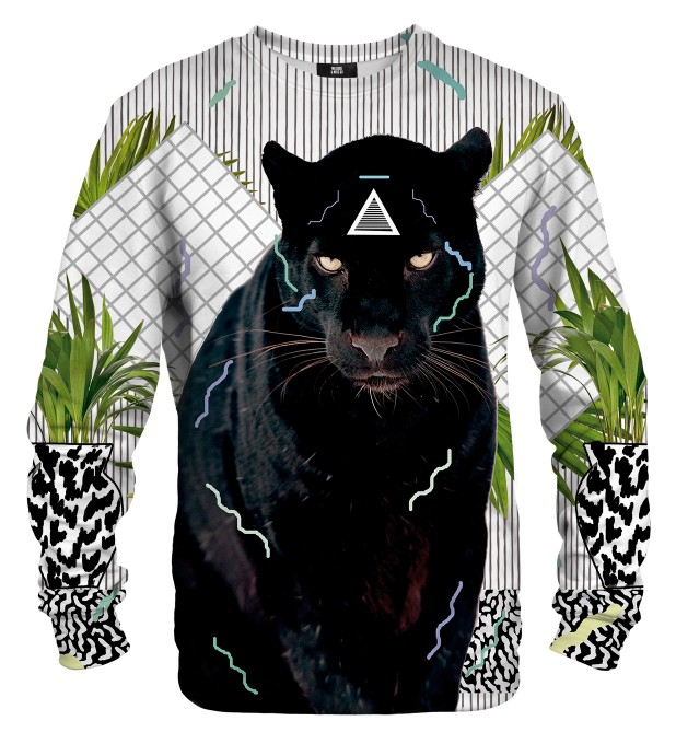 Black panther sweater Thumbnail 1
