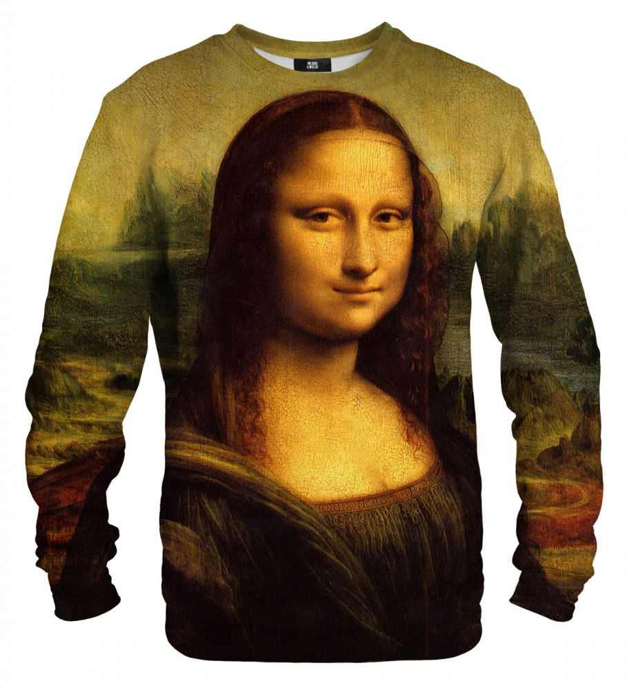Mr. Gugu & Miss Go, Mona Lisa sweater Image $i