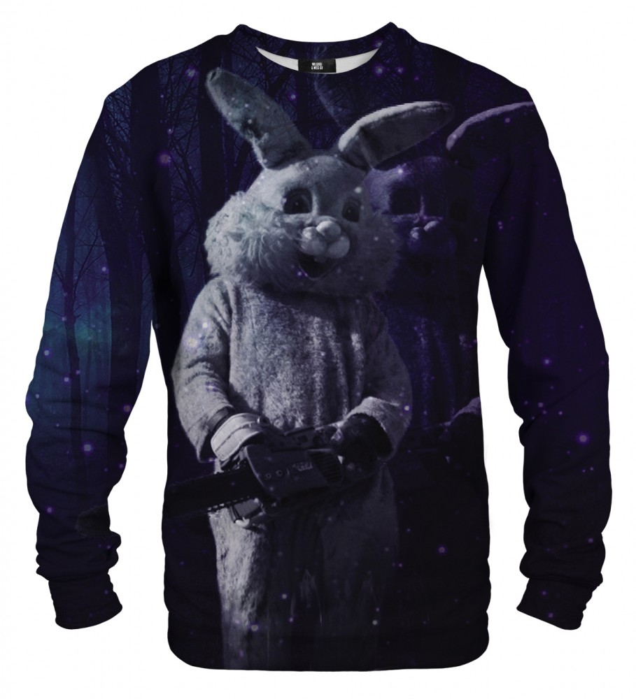 Mr. Gugu & Miss Go, Rabbit Man sweater Image $i