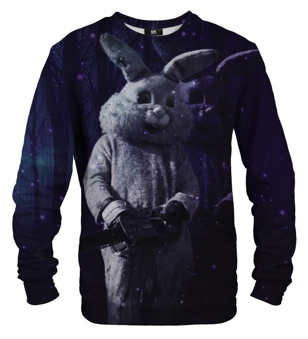 Rabbit Man sweater Miniature 1