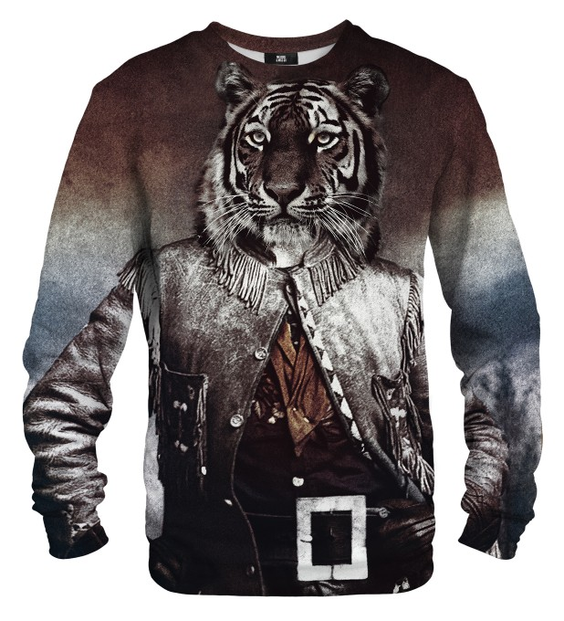Colonel tiger sweater Miniatura 1