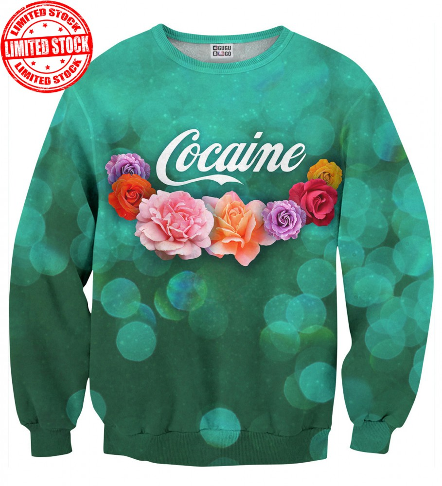 Mr. Gugu & Miss Go, Cocaine sweater Image $i