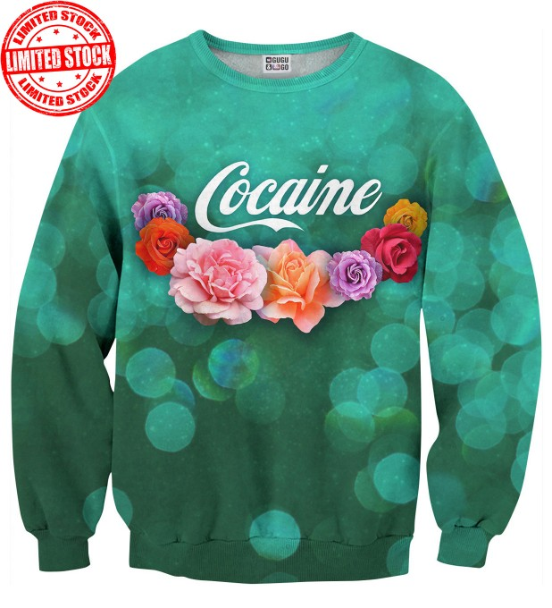 Cocaine sweater Miniature 1