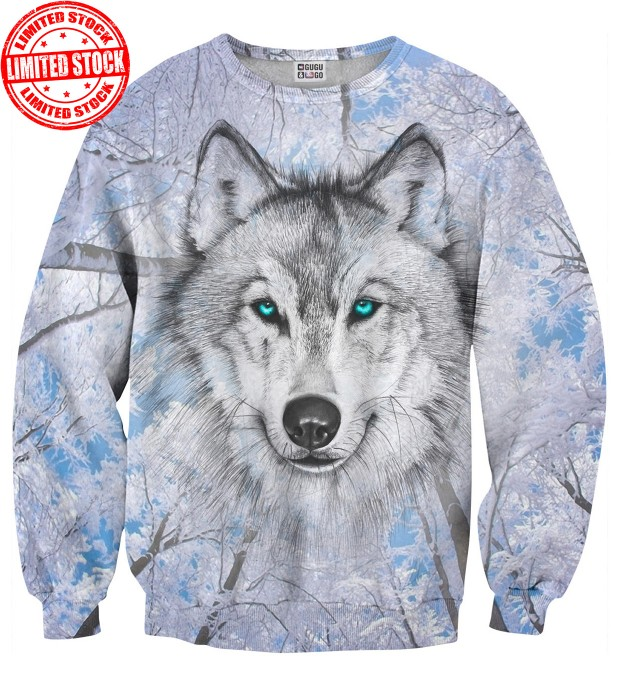 Wolves sweater Thumbnail 1