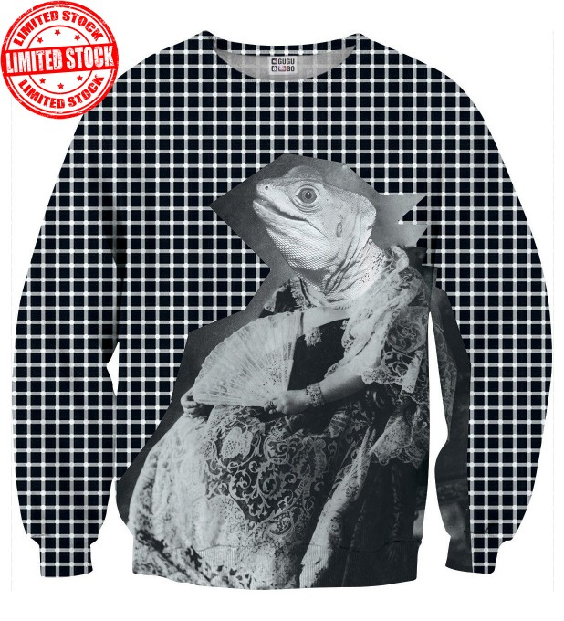 Lizard Lady sweater Thumbnail 1