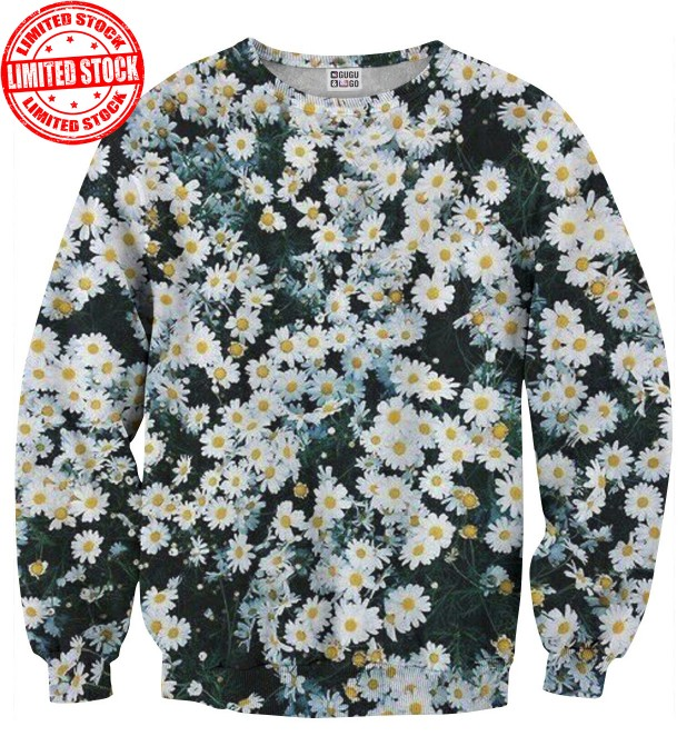 Flower1 sweater Miniatura 1