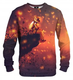 Mr. Gugu & Miss Go, Volcano Astronaut sweater Thumbnail $i