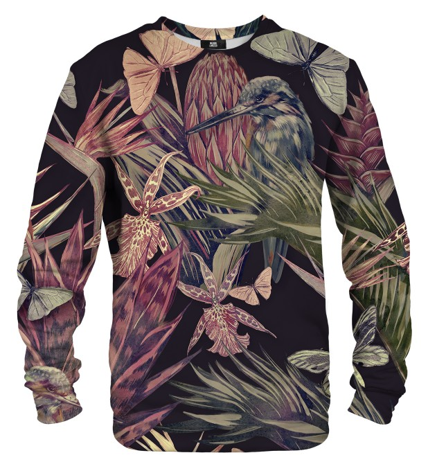Jungle Bird sweater Miniature 1