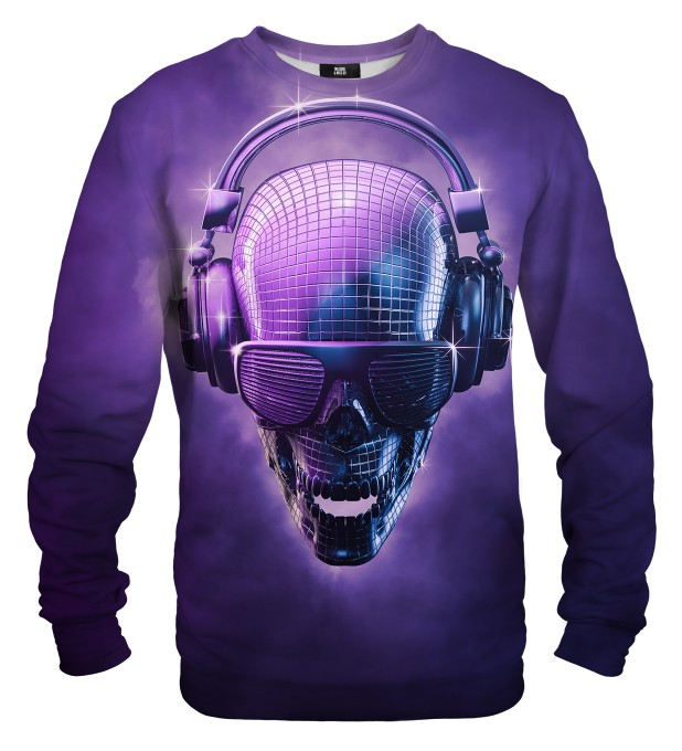 Disco Skull sweater Miniatura 1