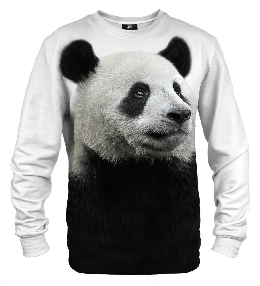 Mr. Gugu & Miss Go, Lovely Panda sweater Фотография $i