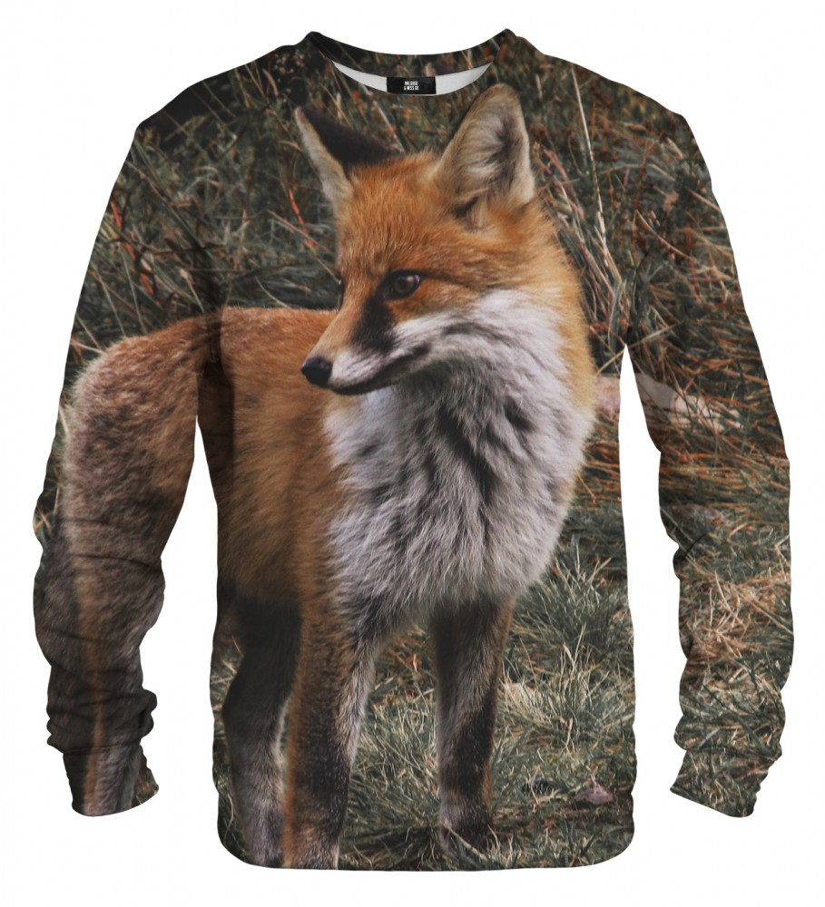 Mr. Gugu & Miss Go, Fox sweater Фотография $i