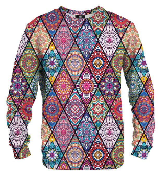 Stained glass sweater Thumbnail 1
