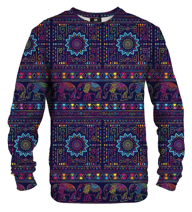 Elephants sweater Thumbnail 1