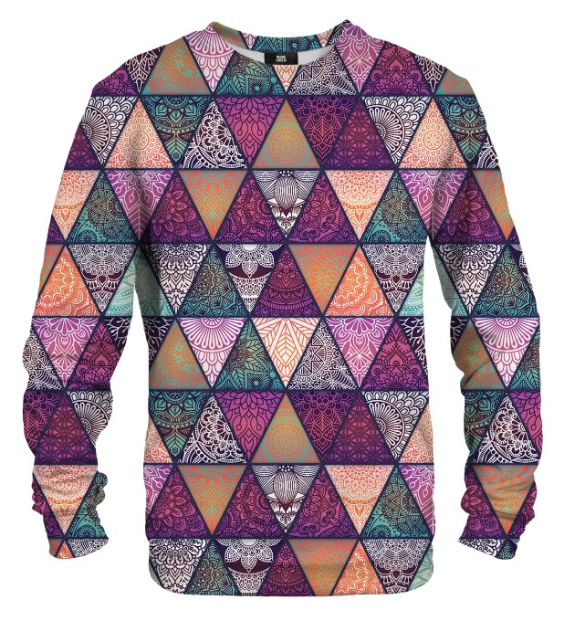 Triangles sweater Miniatura 1